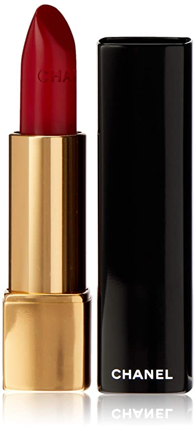 c6622c46c Chanel Rouge Allure Barra de labios #99-Pirate 3.5 gr: Amazon.es ...