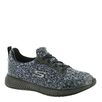 c935e1ea05 Amazon.com: Skechers Work Squad SR-Ankey Women's Oxford: Shoes