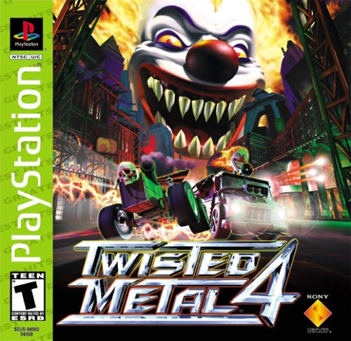 Twisted Metal 4 ()