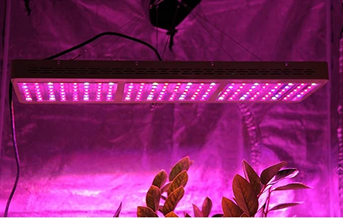 Lampada led coltivazione indoor grow led reflector w medical