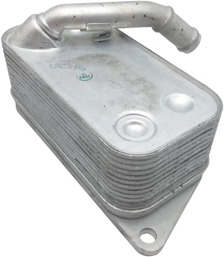 Auto Transmission Oil Cooler 11427525333 Fits for 128 228 320 328 428 525 528 530 535 640 X1 X3 Suuonee Enigine Oil Cooler