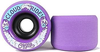 Cloud Ride! Freeride 70mm 83a Longboard Wheels