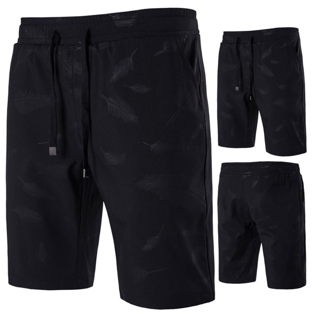 l-10xl Herren Strand Shorts schnelltrocknend elastisch Locker sport kurze Hosen
