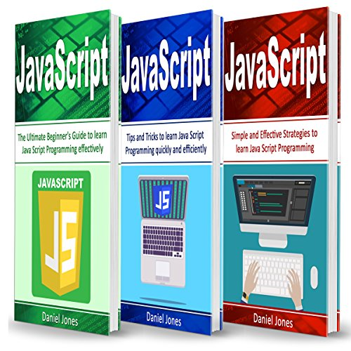 JavaScript: 3 Books in 1