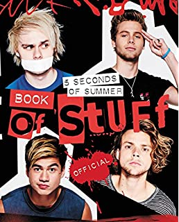 """RIPPING PAPER MUSIC POSTER // PRINT 5 SECONDS OF SUMMER SIZE: 36/"""" x 24/"""""""