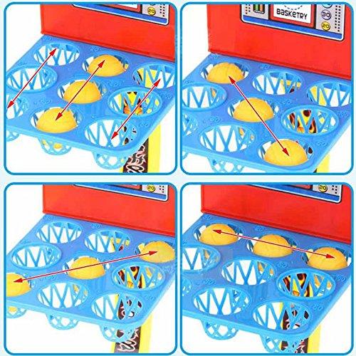 RETYLY Kids Desktop Game Shooting Basketball Sports Game Juguetes educativos Juego de Marmol Interactivo Ninos Juguete Creativo