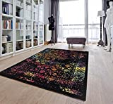 6495 Distressed Multi 5×7 Area Rug Carpet Large New Review