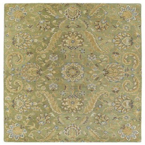 (Kaleen 3205-50-810 Helena Collection Hand Tufted Area Rug, 8' x 10',)