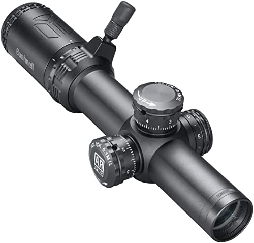Bushnell 1-4x24 Riflescope with Illuminated BTR-1 Reticle
