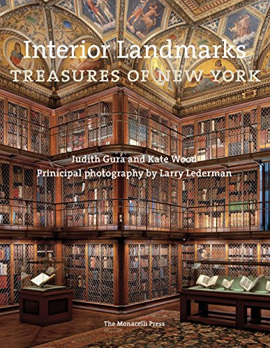 Interior Landmarks: Treasures of New York ()