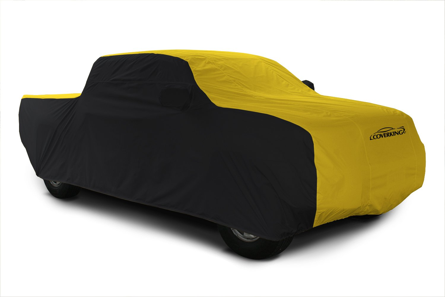 Stormproof Coverking Custom Car Cover for Select Chevrolet El Camino Models 2-Tone Blue with Black Sides CVC5SP297CH2004