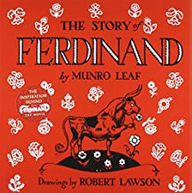 [By Munro Leaf] The Story of Ferdinand (Paperback)【2011】by Munro Leaf (Author) (Paperback)