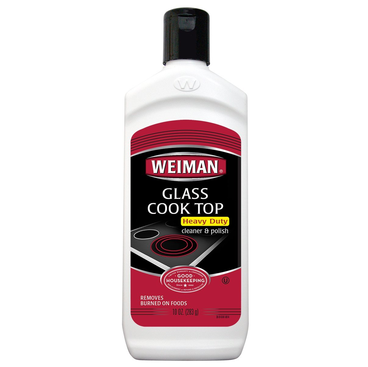 Weiman Glass Cook Top Cleaner 10 fl oz - 6 pack