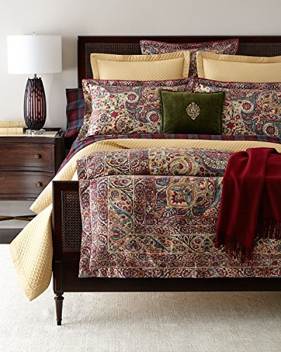 Ralph Lauren Bohemian Muse Larson Duvet Cover, Full/Queeen