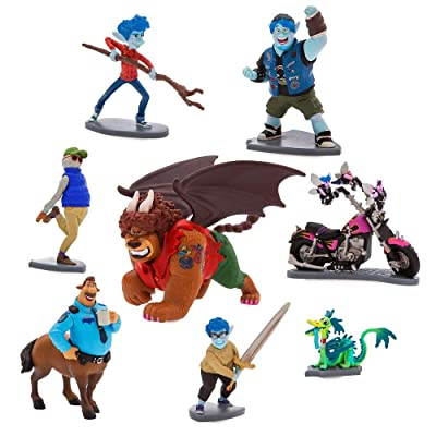 Disney Pixar Onward Deluxe Figure Play Set: Toys & Games [5Bkhe0202008]
