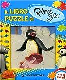 Il libro puzzle di Pingu. Con 4 puzzle