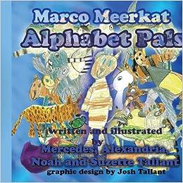 Book Marco Meerkat Alphabet Pals