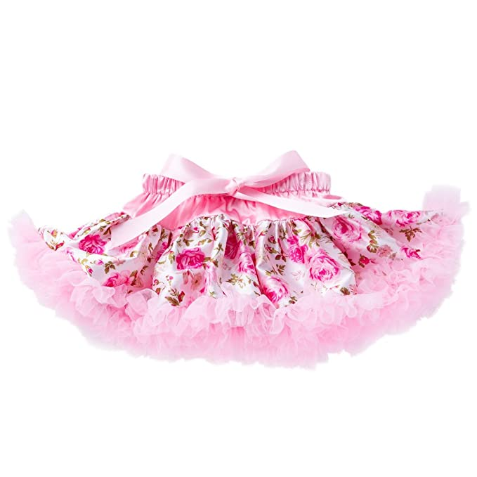 Amazon.com: YukeBaby - Falda de tutú de verano para niña ...