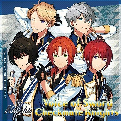 ENSEMBLE STARS! UNIT SONG CD VOL.2 KNIGHTS by Knights (Ritsu Sakuma (CV: Daiki Yamashita), Arashi Narukami (CV: Ryo Kitamura), (2015-10-28?