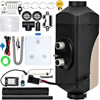 maXpeedingrods 12V 2000W 2KW Diesel Air Heater Parking Heater LCD Thermostat +Remote Control Universal for Pickup Van…