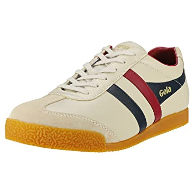 super popular d425d abf15 Gola Herren Harrier Leather Sneaker