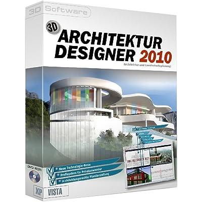 3D Architektur Designer 2010 - Architektur und Landsschaftsplanung [Importación alemana]