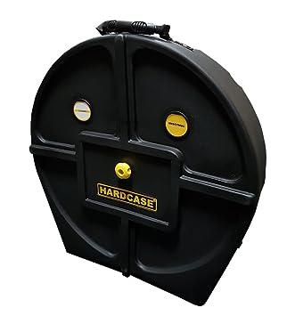 Hardcase HN9CYM22 - Funda para 9 platillos (55,9 cm/22 pulgadas)