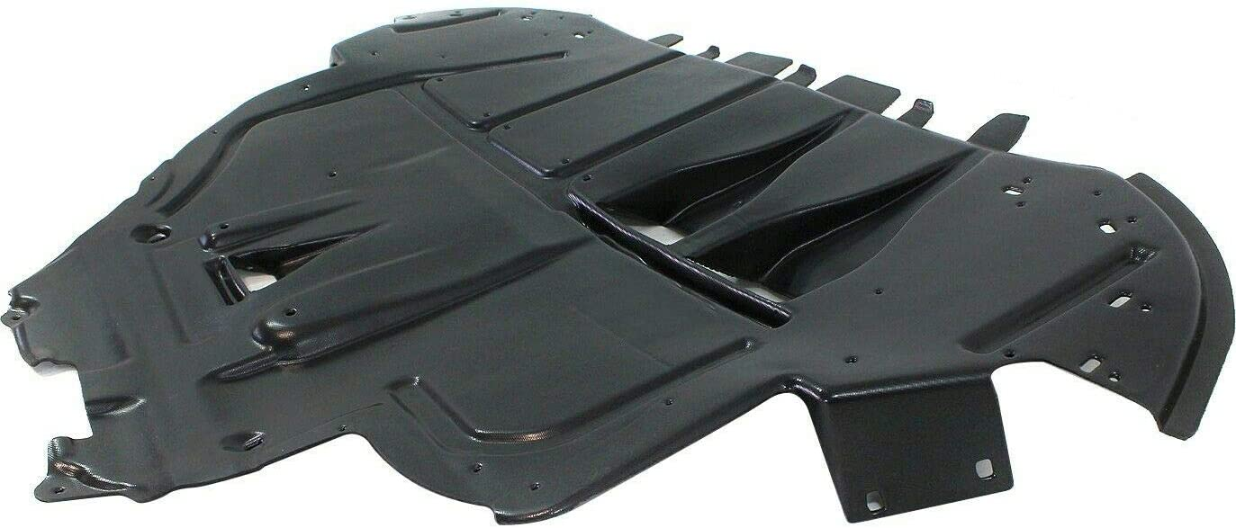 Make Auto Parts Manufacturing Front Engine Under Cover Splash Shield For Audi TT 2000 2001 2002 2003 2004 /& For Audi TT Quattro 2000 2001 2002 2003 2004 2005 2006 AU1228114