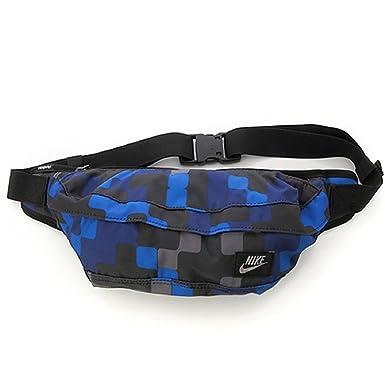 3637034ffa5 NIKE HOOD Cordura Fanny Waist Pack (Blue Puzzle)  Amazon.co.uk  Clothing