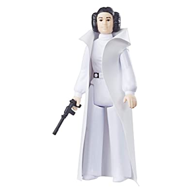 Star Wars Retro Collection 2020 Episode IV: A New Hope Princess Leia Organa: Toys & Games