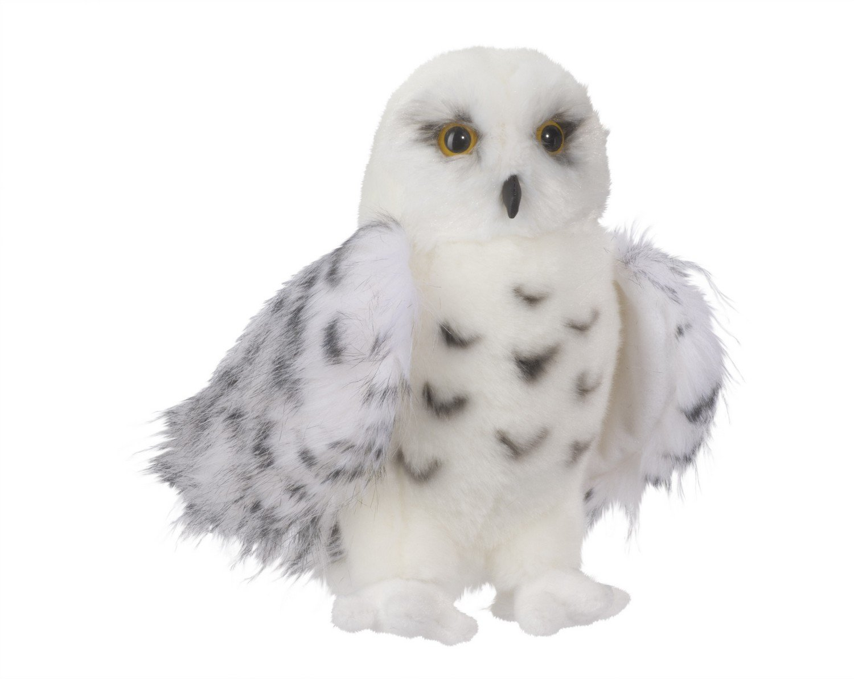 Cuddle Toys 3841 20 cm de Alto Asistente Snowy Owl Peluche: Amazon ...
