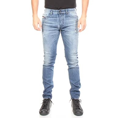 451f2e06 Image Unavailable. Image not available for. Colour: Diesel - Men's Tepphar  847L Slim Carrot Jeans