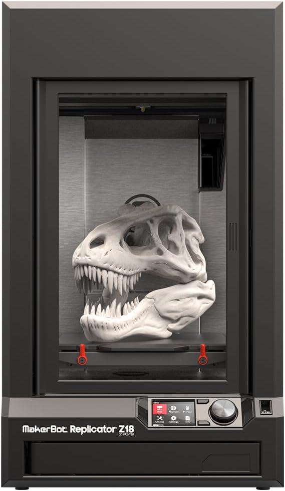 MakerBot Replicator Z18 - impresoras 3D (Negro, 350W, 100-240V, 50 ...