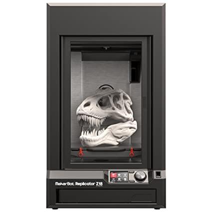 MakerBot Replicator Z18 Printer Drivers for Mac