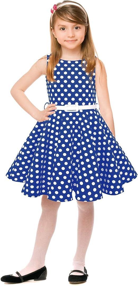 Vintage Swing Rockabilly Retro Sleeveless Party Dress