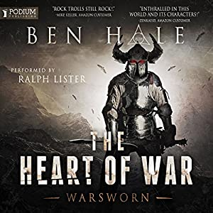 The Heart of War Audiobook