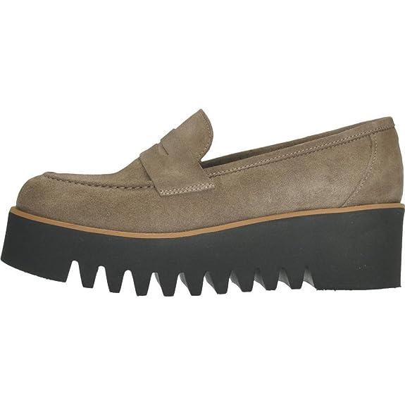Mocasines para Mujer, Color Negro, Marca YELLOW, Modelo Mocasines para Mujer YELLOW Siena Negro: Amazon.es: Zapatos y complementos
