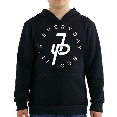 Amazon.com: fresh tees Jake Paul It's Everyday Bro Kids Hoodie JP Kids  Hoodie: Clothing