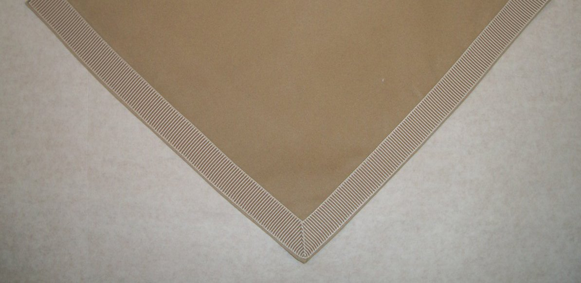 Sanders Classics 44'' Tan Card (Bridge) Table Cover