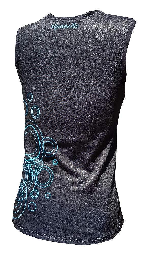 El Gusanillo - Camiseta de pádel o Tenis con la Que te sentirás ...