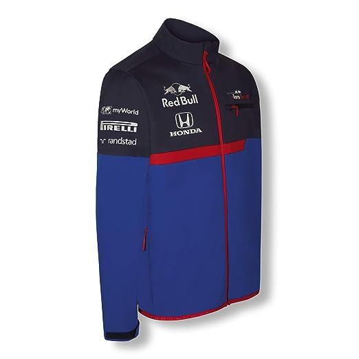 Red Bull Toro Rosso OTL Chaqueta Softshell, Azul Unisexo ...
