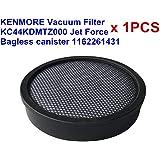 KENMORE Vacuum 2 PCS Filter KC44KDMTZ000 Jet Force Bagless canister 1162261431