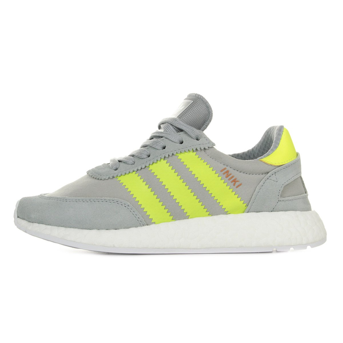 adidas Iniki Runner Damen Schuhe Turnschuhe Sneaker BB0001 Neu  OVP  EU 36|Grau