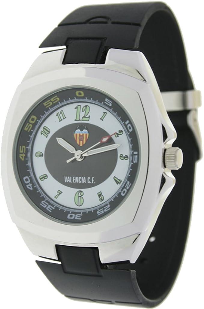 Reloj - Valencia C.F. - para - 2601284: Amazon.es: Relojes