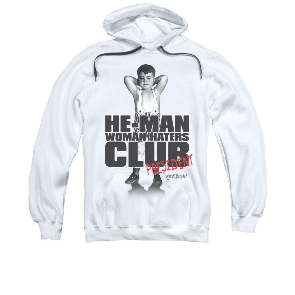 2Bhip Rascals serie he-man frau-hasser club-präsident hoodie für Herren