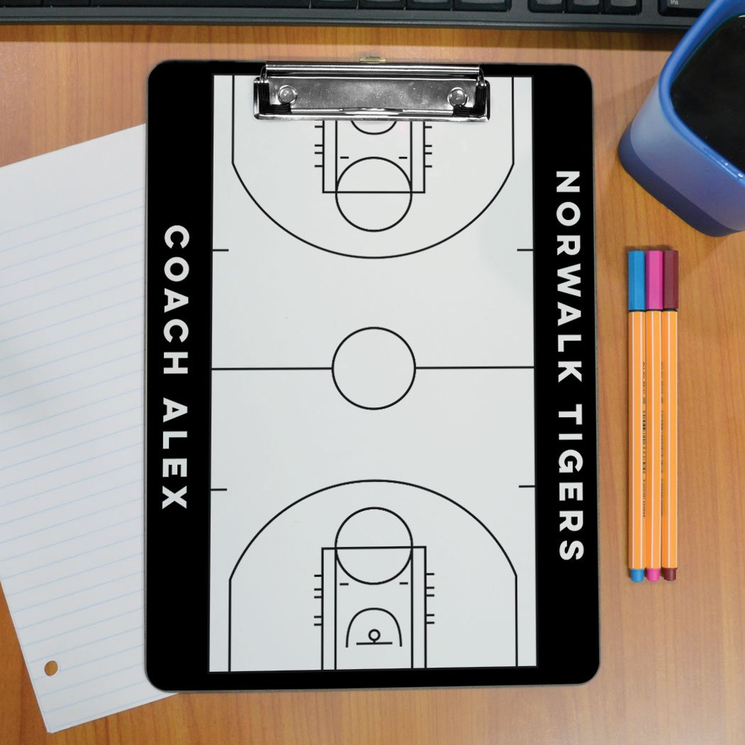 Amazon.com: Entrenadores De Baloncesto Portapapeles de ...