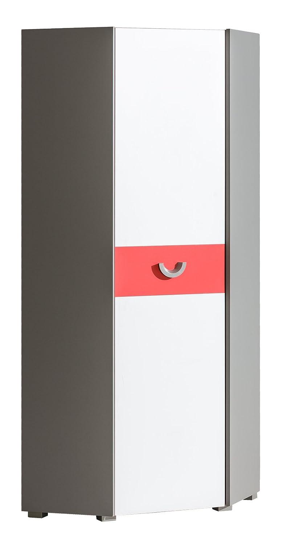 SMARTBett - Armadio angolare Futuro con 1 Anta, Colori Assortiti SMARTBett GmbH