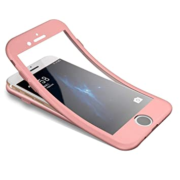 coque integrale iphone 5 rose