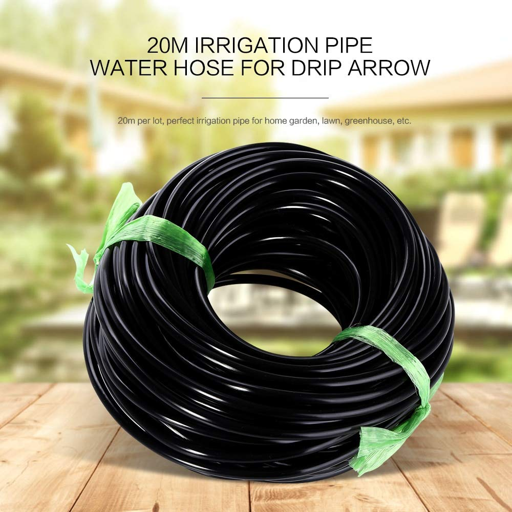 Best Quality 20m 3 5mm 4 7mm Micro Irrigation Pipe Water Hose Drip Watering Home, Drip Irrigation Tube - Watering Garden, Drip Irrigation In Drip Irrigation, Drip Irrigation Fittings, Drip Hose by BECH'S CLASSIC SHARP