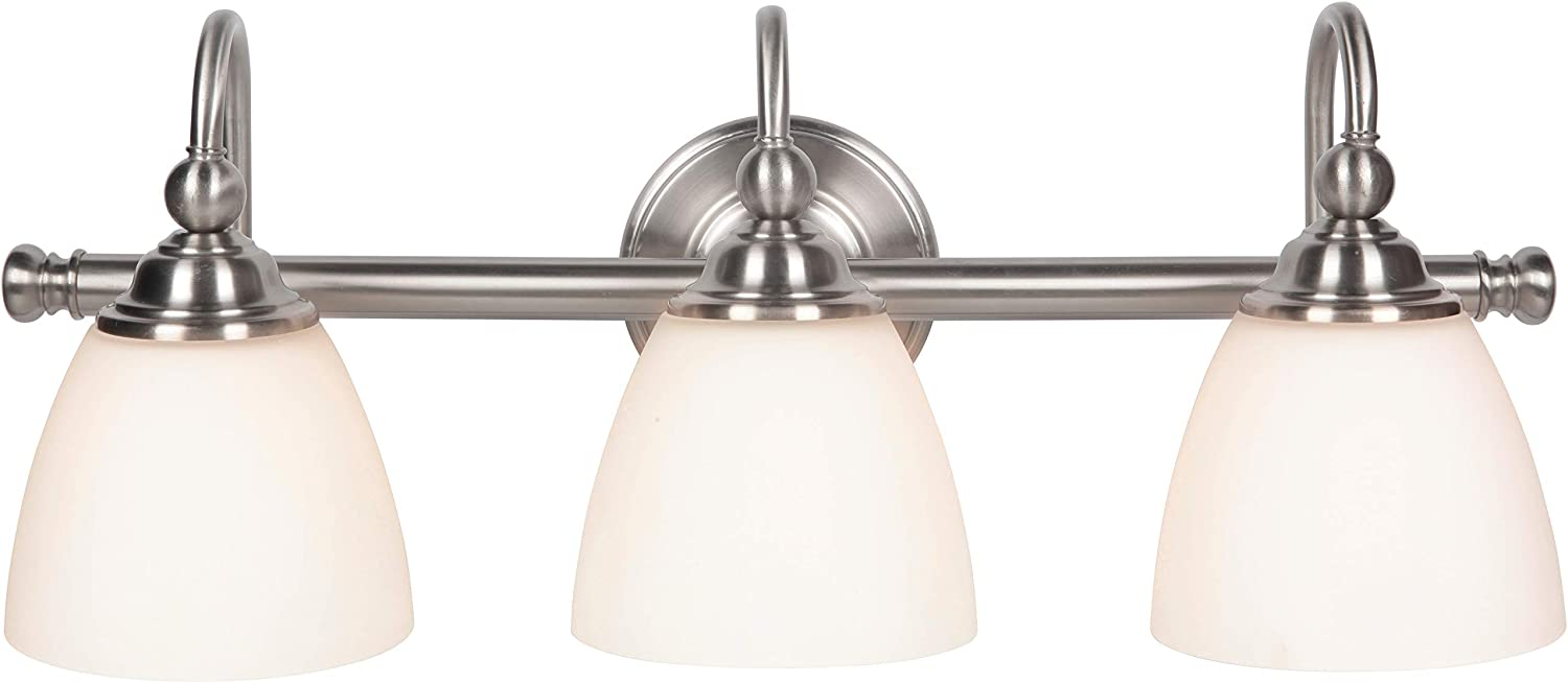 Craftmade 39903-BNK Three Light Vanity